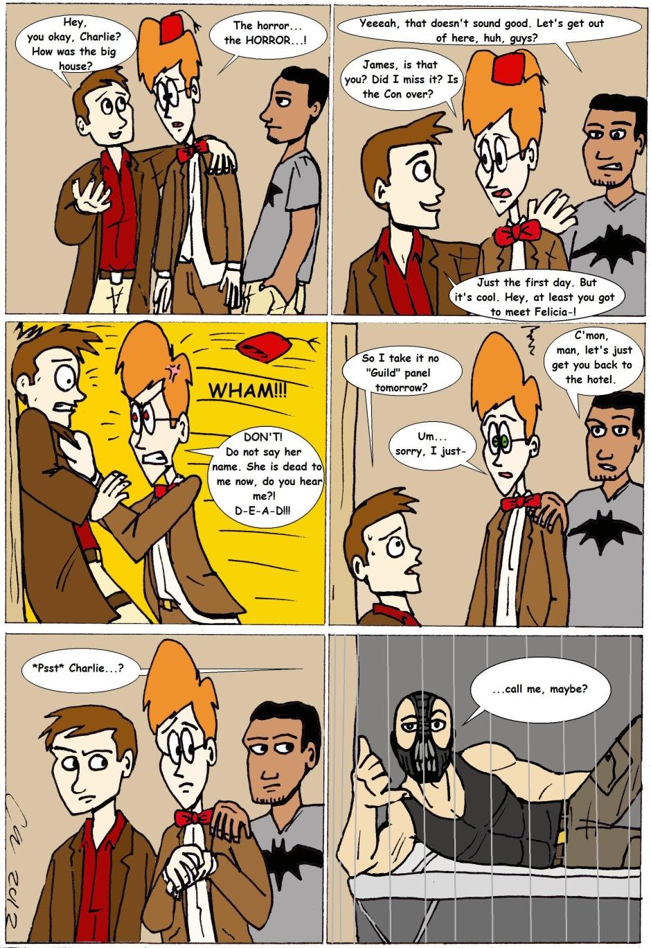 adv in comiccon 6 colored